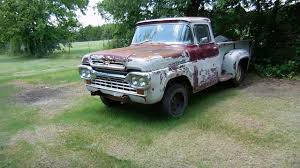 Forgotten 1960 Ford F-100 Project Truck Rescue Video 1 Of 7 - YouTube Why Nows The Time To Invest In A Vintage Ford Pickup Truck Bloomberg 1960 F100 Classics For Sale On Autotrader This Sema Build Will Make You Say What Budget Wheels Pinterest Trucks And Classic Ranchero Red Motormax 79321acr 124 F1 Street Legens Hot Rods The Show 2016 Youtube Ford 12 Ton Short Bed 460 Big Block Power C6 Frankenford With Caterpillar Diesel Engine Swap Classiccarscom Cc708566 To 1970 Trucks For Best Resource Nice Lowered Stance Satin Black Paint Job