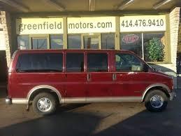 1999 GMC Savana Passenger For Sale In Milwaukee WI