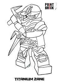 Golden Ninjago Coloring Pages Ninja Best Images On Dragon