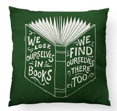 Book Pillow Gift For Your Best Friend
