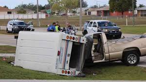 100 Usps Truck Driving Jobs Postal Truck Overturns In Cape Coral Crash