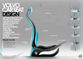 100 Seat By Design Volvo Car Seat By Fowad Iqbal At Coroflotcom