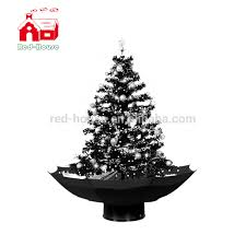 Snow Fall Umbrella Base Christmas Tree Artificial