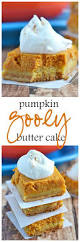 Pumpkin Puree Vs Easy Pumpkin Pie Mix by Pumpkin Gooey Butter Cake Kitchen Meets