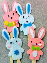 Fun Easter Crafts For Kids RAwaplgH