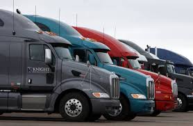 Knight-Swift Buys Trucker Abilene Motor Express - WSJ