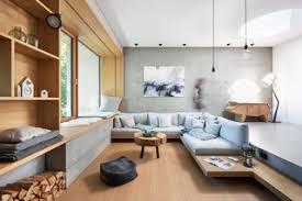 wohnzimmer innenausbau vom maßgeschneide scandinavian