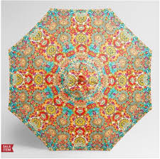 3 Tier Pagoda Patio Umbrella by 15 Most Unique And Colorful Patio Umbrellas You Should Buy
