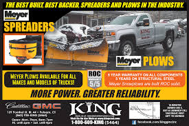 100 Meyers Truck Sales King Cadillac GMC Is A Putnam GMC Dealer And A New Car And Used Car