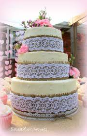 Rustic Romantic Wedding Cake Samantha Sweets