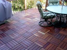 redwood deck tiles patio style decking tile wood