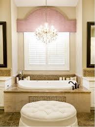 Modern Chandelier Over Bathtub by Chandelier Over Tub Ideas U0026 Photos Houzz