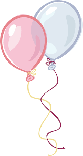 Pink and Blue Birthday