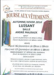 via28 bourse aux vêtements automne hiver 2016 du 5 au 7