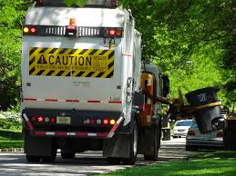 100 Garbage Truck Tab Refuse Collection Wauwatosa WI
