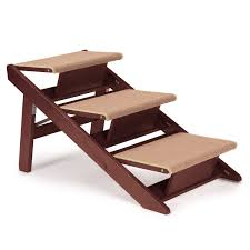Pet Stairs For Tall Beds by Small Pet Furniture Solutions For Small Spaces