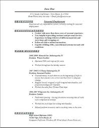 Job Application Resume Template Sample Malaysia