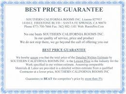 Patio Enclosures Southern California by California Patio Enclosures Patio Enclosure Contractors Guarantee