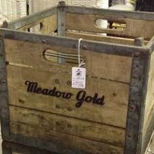 Love This Vintage Milk Crate What Can I Repurpose For