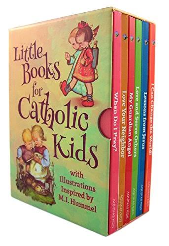Little Books for Catholic Kids Box Set - Aquinas Kids