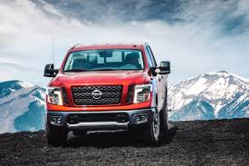 Nissan Titan Truck - Cars.com Overview | Cars.com Ford Can Make 300 F150s Per Month Just From Its Own Alinum Wkhorse Group To Unveil W15 Electric Pickup Truck In May 2017 The With A Lower Total Cost Of 2018 New Trucks Ultimate Buyers Guide Motor Trend Mcloughlin Chevy Want To Be Safer On The Road Look For These Small Are Getting But Theres Room For Era In Fleet Vehicles Ngt News F150 King Ranch 4x4 Super Crew Test Drive Review Safest Midsize Pickups Of Year Hank Graff Chevrolet Bay City 2014 Silverado 1500 First Why Struggle Score Safety Ratings Truckscom