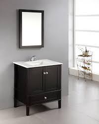 30 Inch Bathroom Vanity by Simpli Home Chelsea 30