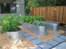 Large Metal Planter Boxes