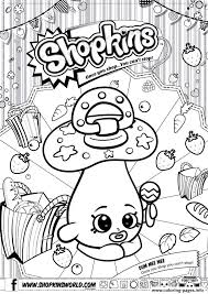 Here Are Some Shopkins Coloring Pages Facebook