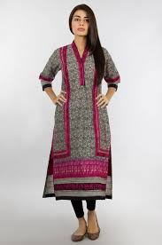 Khaadi Pret Latest Winter Clothes Collection 2014 For Girls
