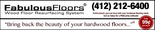 Hardwood Floor Refinishing Pittsburgh by Fabulous Floors Pittsburgh Hardwood Floor Refinishing