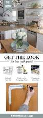 Nuvo Cabinet Paint Video by 18 Best Get The Look For Less With Paint Images On Pinterest