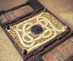 Jumanji Board Game Replica
