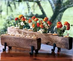 Rustic Autumn Table Decoration