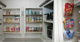 Small Kitchen Organizing Ideas 21 Small Kitchen Pantry Organization Ideas To Really Save Space