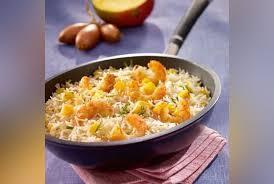 cuisiner les gambas comment cuisiner du riz à poêler