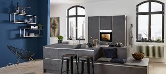 design küche in beton schiefergrau nachbildung küche happy hour