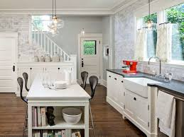 I Cant Get Over How This Amazing Home By Jessica Helgerson Interior Design Love Every Room Kitchen Is With White Cabinets Marble Subway