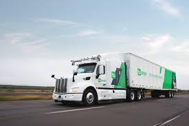 100 New Century Trucking UPS Takes A Stake In Chinese Selfdriving Truck Startup