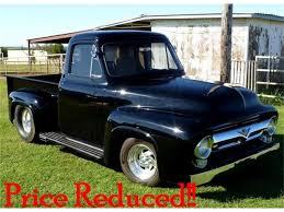 1955 Ford F100 For Sale | ClassicCars.com | CC-912867 1955 Ford F100 Street Rod Truck 1953 Pickup Stepside 54 55 56 Hot Stock Custom W 460 Racing Engine 20 Inch Rims Truckin Magazine Motor Vehicle Collections Pinterest For Sale On Classiccarscom Chevy Apache New Restoration Youtube Network