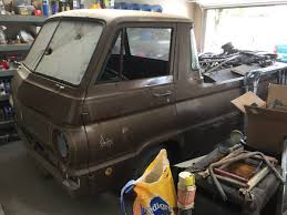 100 Trucks For Sale In San Antonio Tx 1966 Dodge A100 Rat Rod Truck Project In West TX