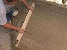 Installing 12x12 Patio Pavers by How To Install A Paver Sidewalk How Tos Diy