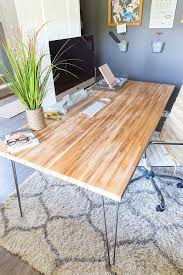 Building A Simple Wood Desk by Best 20 Table Desk Ideas On Pinterest U2014no Signup Required Ikea