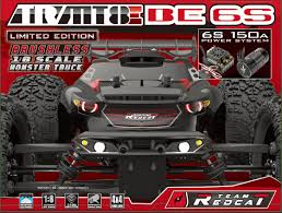 Redcat TR-MT8E BE6S Monster Truck | RC CARS FOR SALE | RC HOBBY PRO ...