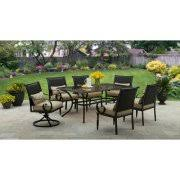 Patio Furniture Sets Under 300 by Outdoor Dining Sets Walmart Com