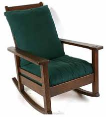 Stickley Rocking Chair Plans by Stickley Brothers Quaint Furniture Oak Arts And Crafts Morris