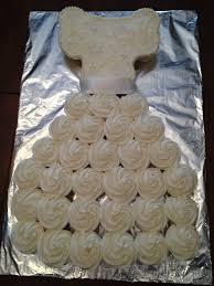 Wedding Dress Cupcakes Foodmarriage As