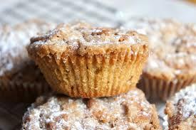 rezept glutenfreie apfel zimt streusel muffins ein