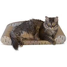 cat sofa feline be mine cardboard cat scratcher kitty