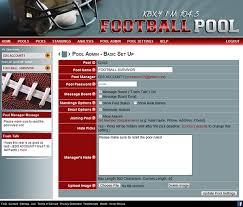 fice Football Pool Hosting Pro and College Football Pools