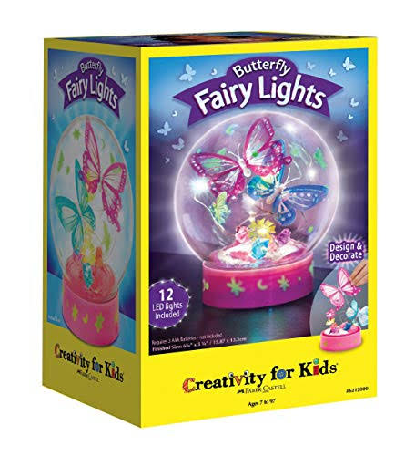 Creativity for Kids Butterfly Fairy Lights Kit
